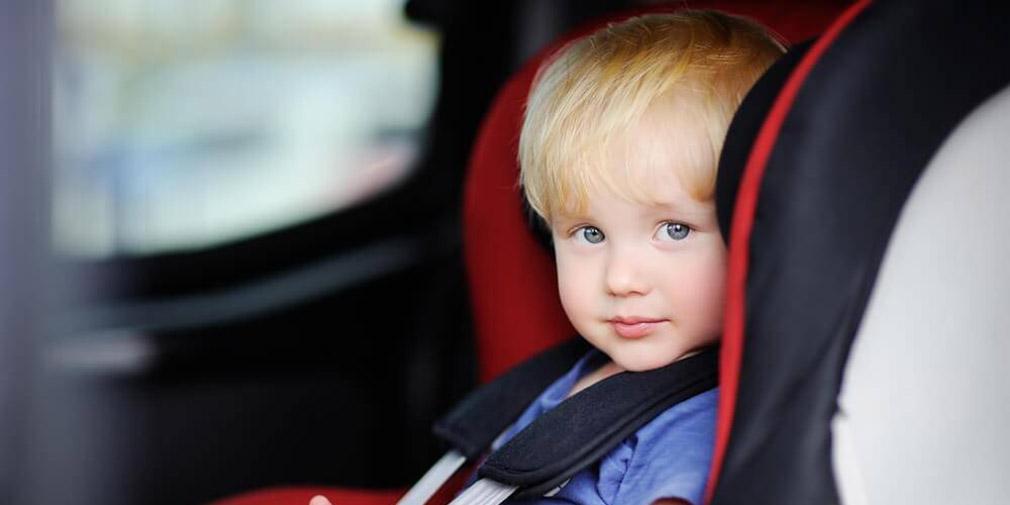 фото перевозка детей только в автокресле