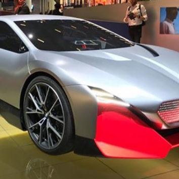 фото беспилотный BMW-M