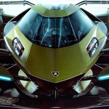 фото виртуальный Lamborghini