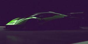 фото концепт спорткара Ламборджини