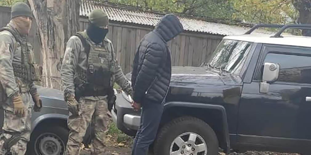 фото арест угонщиков