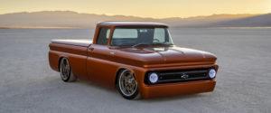 фото концепт-кар Chevrolet пикап