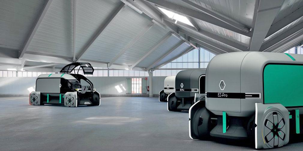 фото робоавтомобили