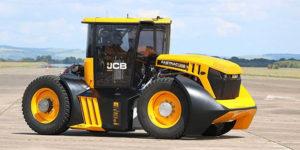 фото трактор-рекордсмен скорости